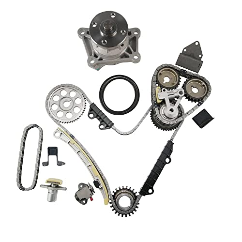 MOCA Timing Chain Kit & Water Pump Kit for 1999-2006 Suzuki Grand Vitara XL7