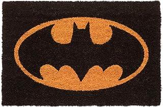ERIK - Felpudo entrada casa Logo Batman, DC Comics (40 x 60 cm)