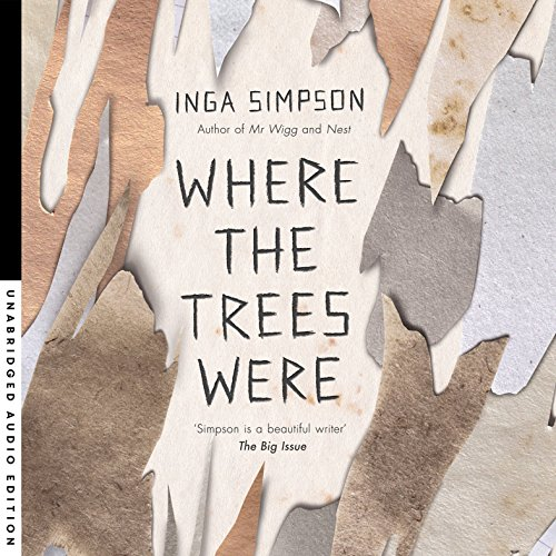 Where the Trees Were audiobook cover art