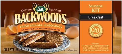 LEM Backwoods Breakfast Sausage Kit