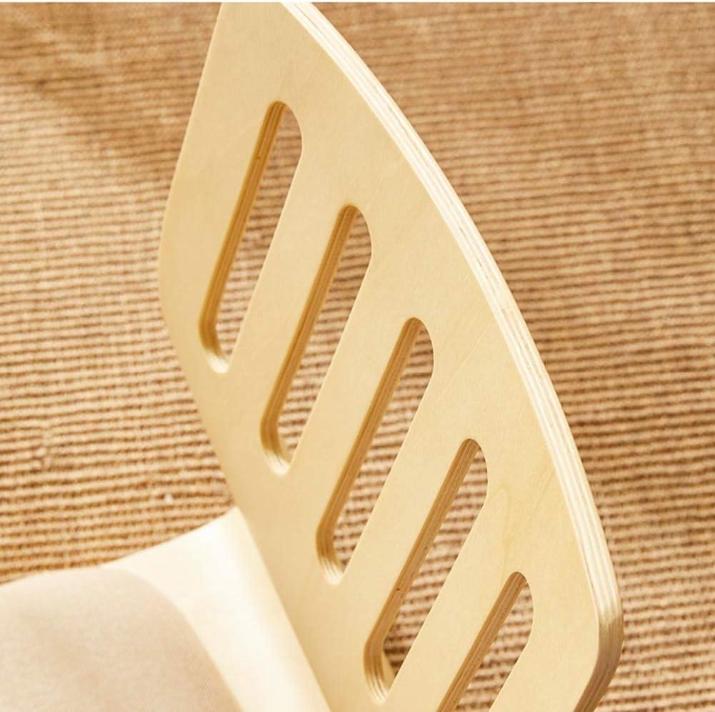 DSFHH Multifonctionnel Chaise Plancher en bois Cadre coussin confortable de style japonais Legless Chaise for salon, bureau, chambre, bureau Utilisation (Color : D) C