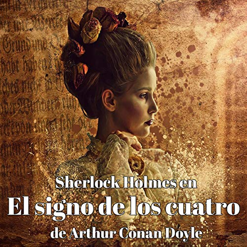 El signo de los cuatro [Sign of the Four] copertina