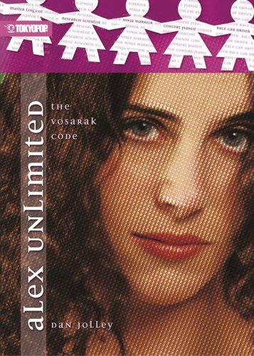 Alex Unlimited Volume 1: The Vosarak Code