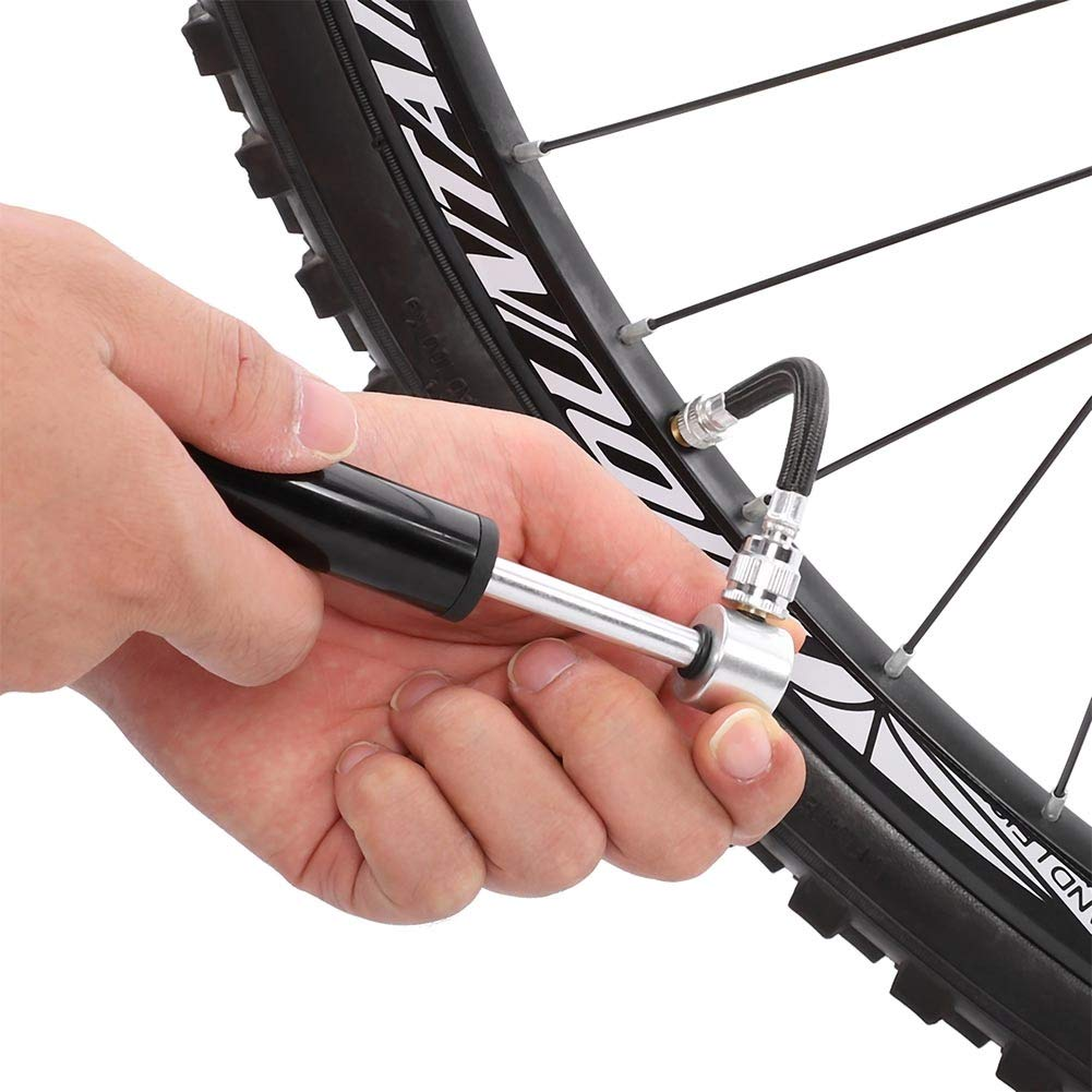 Solomi Bomba de Bicicleta - Mini Bomba de Bicicleta, portátil de ...