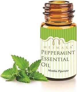 Mesmara Peppermint Essential Oil 15ml 100% Pure Natural & Undiluted