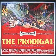 The Prodigal (1955) Original Movie Poster