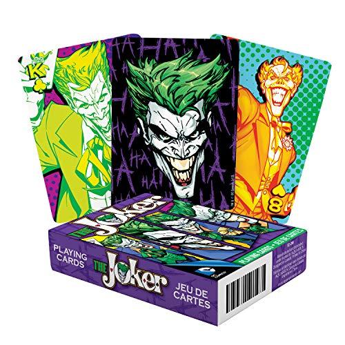 Aquarius DC Comics- der Joker Spielkarten Deck