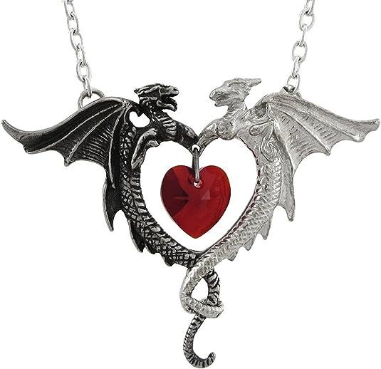 Alchemy Gothic Coeur Sauvage Necklace