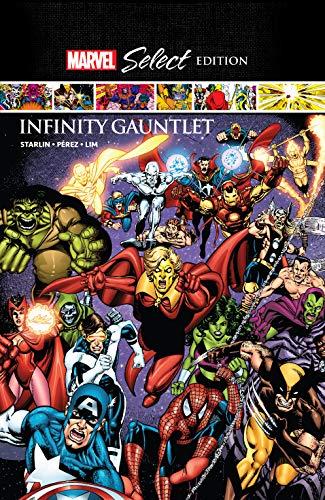 Infinity Gauntlet Marvel Select (English Edition)