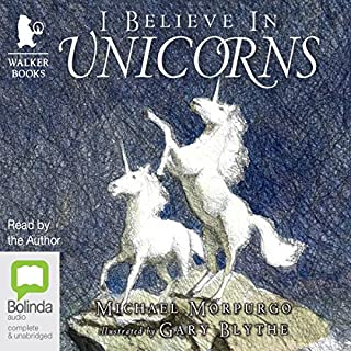 I Believe in Unicorns cover art