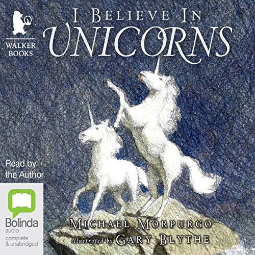 I Believe in Unicorns cover art