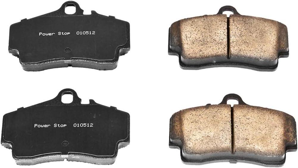 Z16 Ceramic Brake Pad 16-738 Power Stop