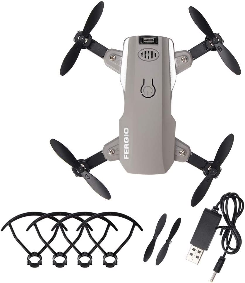 2 Batteries Headless Mode for Boys /& Drone Trainer 3D Flip Fergio RC Drone for Kids and Beginners,Mini Drone Small Quadcopter with Speed Adjustment Mini Drone