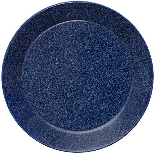 Iittala - Teema Teller - Duo blau - blau gesprenkelt - Ø 21 cm