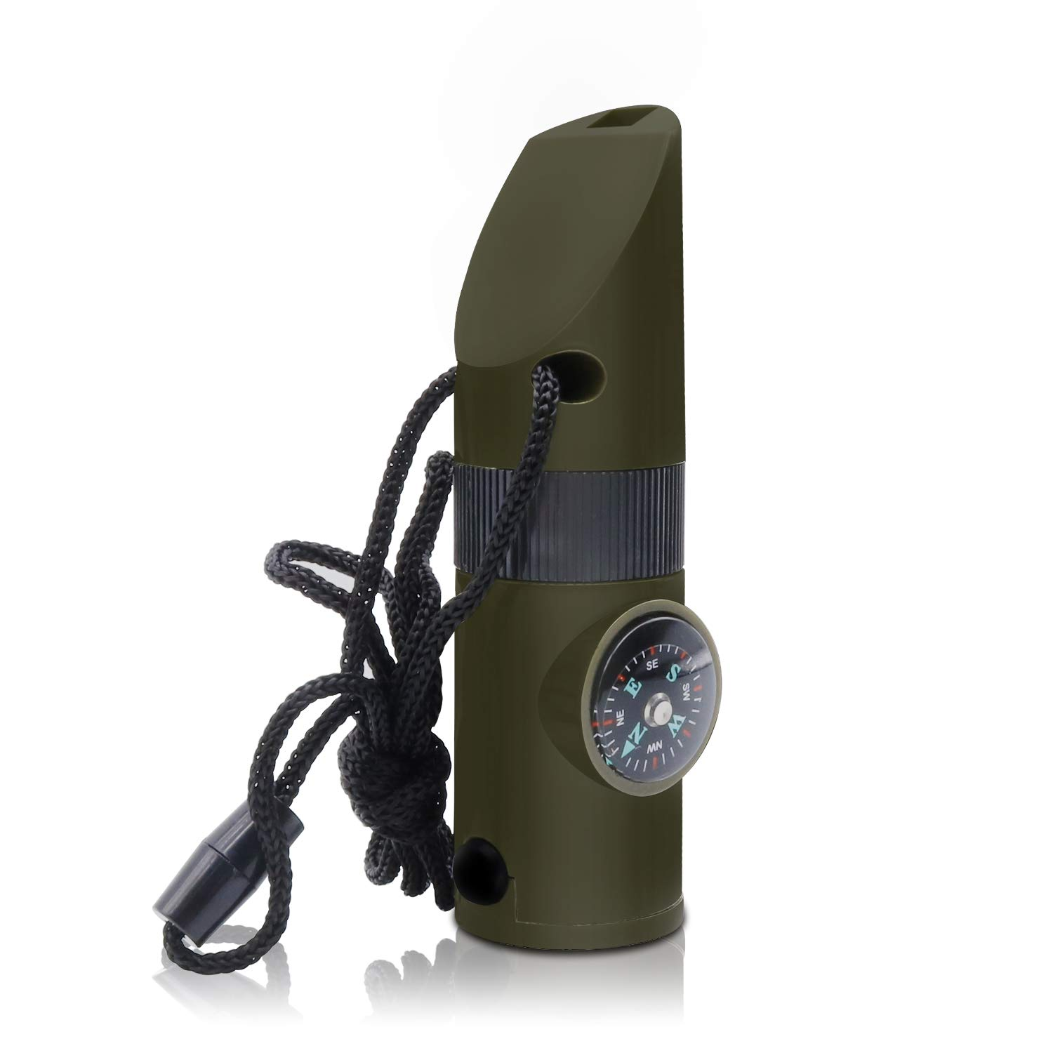 TRENDBOX Multifunctional Magnifier Flashlight Thermometer