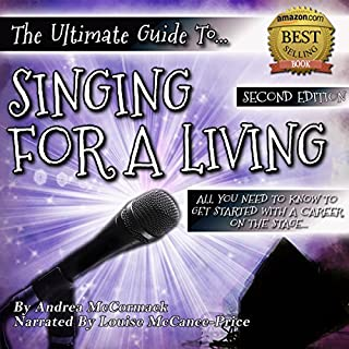 The Ultimate Guide to Singing for a Living Titelbild