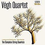 Beethoven-Bartòk : l'Intégrale Cordes /Quatuor Végh