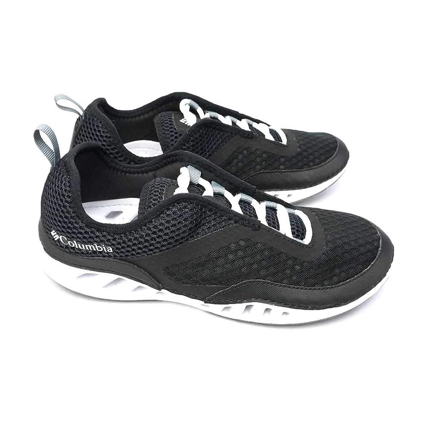 飾り羽論理的に保証する[コロンビア] スニーカー メンズ 靴 BM4690 夏 ドレインメーカー 3D ウォーターシューズ 水陸両用 アウトドア Drainmaker 3D