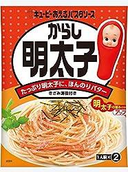 キユーピー あえるパスタソース からし明太子 (23g×2食分)
