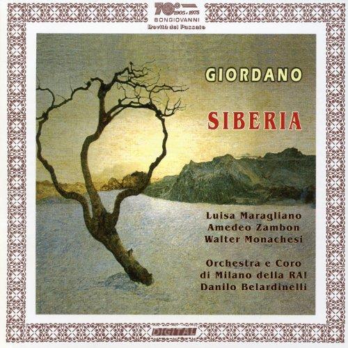 Siberia, Act I: Un giovine ufficial (Ivan, Nikona, Vassili)
