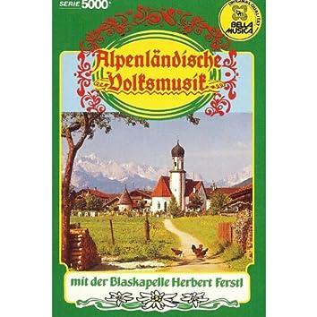 Alpenländische Blasmusik, Vol. 2
