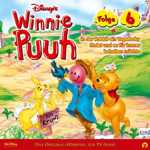 Winnie Puuh 6 Titelbild