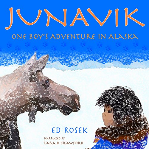 Junavik audiobook cover art