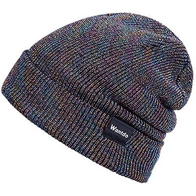 Amazon - Save 50%: Wantdo Warm Knit Beanie Slouchy Lightweight Beanie Hat