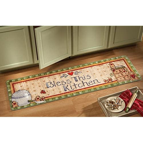 Christmas Kitchen Rugs Amazon Com