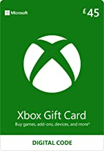 Xbox Live £45 Credit (Amazon Exclusive) [Xbox Live Online Code]