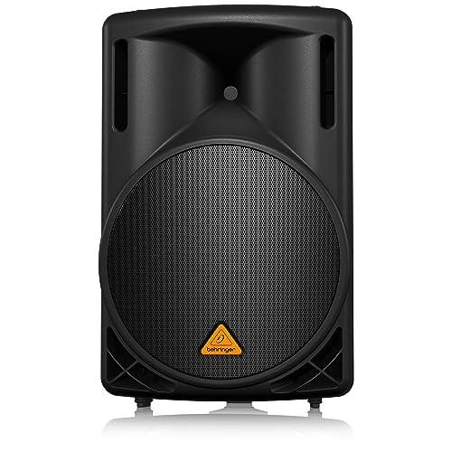 Behringer B208D Enceinte pour MP3 /& Ipod Noir