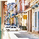 Cuba 2021 - Wand-Kalender - Broschüren-Kalender - 30x30 - 30x60 geöffnet - Reise-Kalender