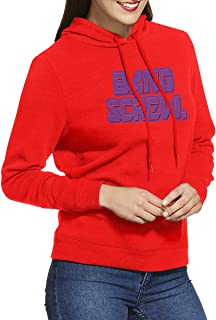 DGGE Bang Screw Womens Hoodies Sweatshirts Clothing and Sports