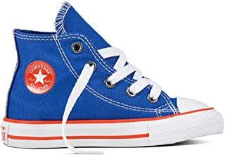29fe184b37d68 Amazon.com: red leather converse - Girls: Clothing, Shoes & Jewelry