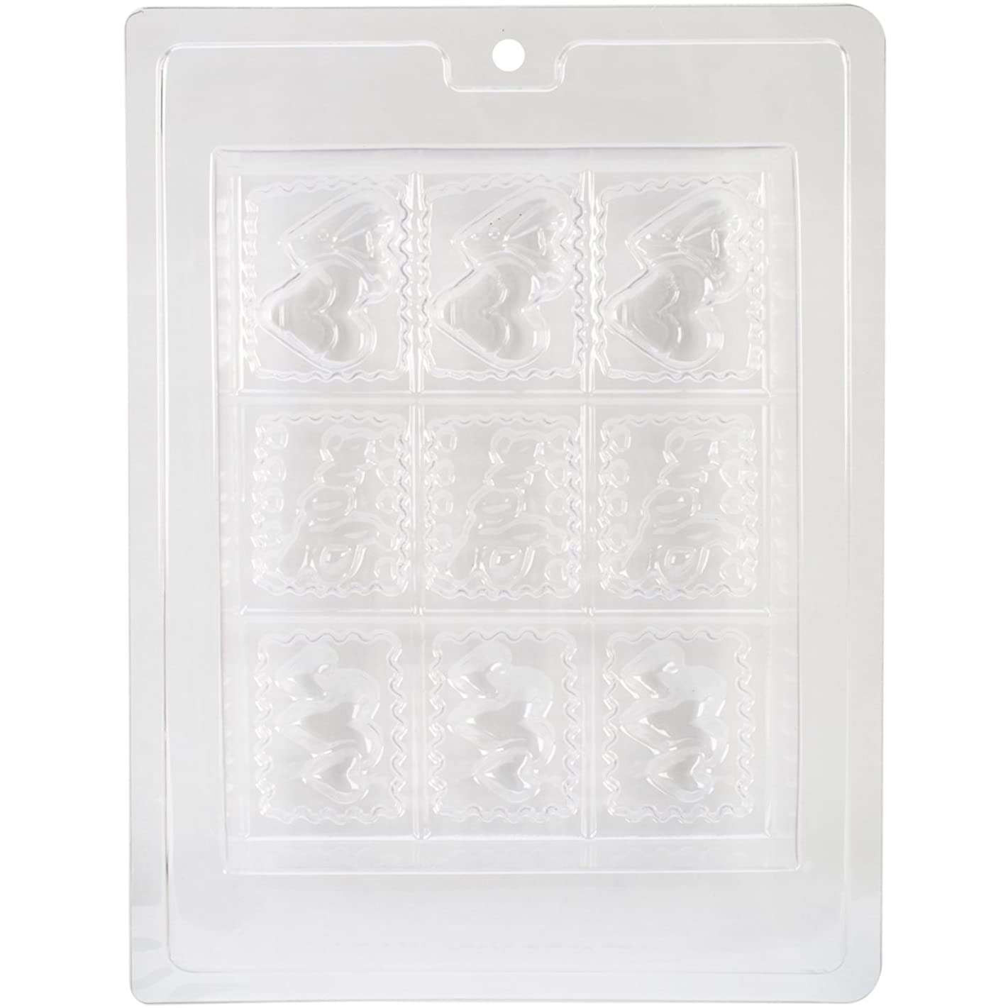 Soap Tray Mold-Love Theme