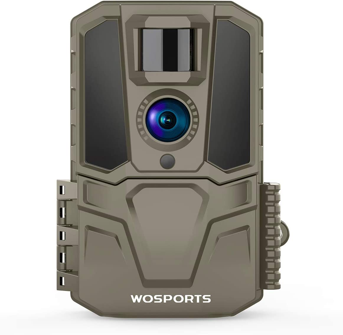 Trail Camera 30MP 1440P FHD Game Weekly update Angle Hunting All items free shipping 120°Wide Lens
