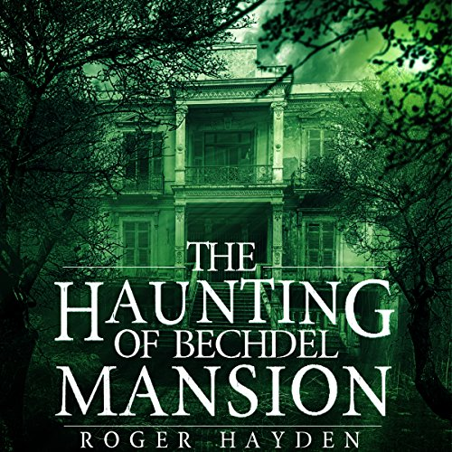 The Haunting of Bechdel Mansion audiobook cover art