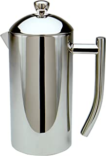 Frieling French Press Ultimo 17oz ~ Insulated Stainless Steel Mirror Finish Coffee Press (17-Oz.)