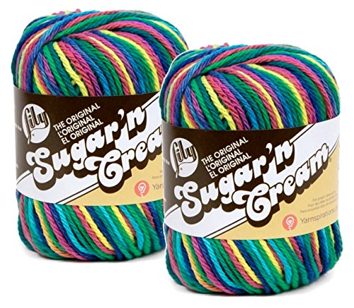 Bulk Buy: Lily Sugarn Cream Ombres (2-pack) (Psychedelic)