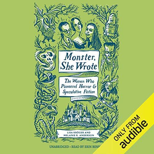 Monster, She Wrote cover art