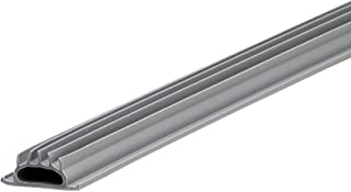 M-D Building Products 43826 72-Inch Replacement Insert Fits Deluxe Aluminum Thresholds with Vinyl Seal