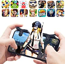 OUYAWEI Portable For 1 Pairs Mobile Phone Gaming Trigger Fire Button Smartphone Shooter Controller for PUBG