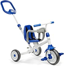 Little Tikes Ride 'N Learn 3-in-1 Trike, Blue