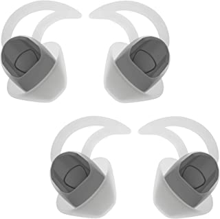 Replacement Silicone Earbuds Ear Buds Tips Eargel Isolation Double Flange for Bose QuietControl 30 QC20 QC20i QC30 Soundsp...