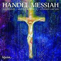 Handel: Messiah (Polyphony, Stephen Layton, Britten Sinfonia) (Hyperion) (2009-11-10)