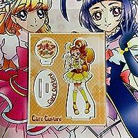 キラキラ☆プリキュアアラモード 全員アクリルスタンド キュアカスタード