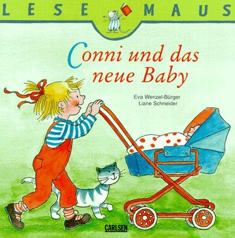 LESEMAUS 51: Conni und das neue Baby (51)