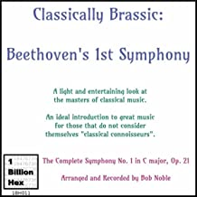 Classically Brassic: Beethoven's 1st Symphony