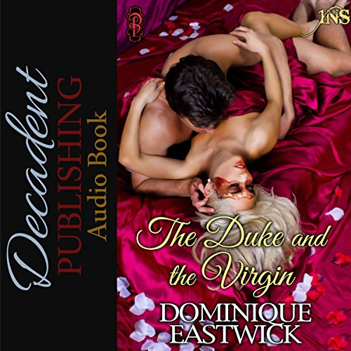 Couverture de The Duke and the Virgin