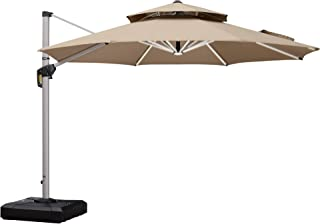Best outdoor umbrella sets Reviews